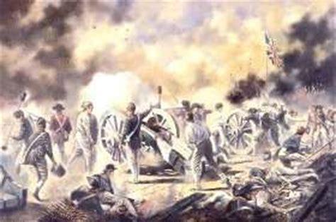 La Guerra de Independencia de los Estados Unidos