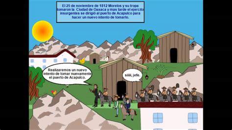 La guerra de Independencia de México - YouTube