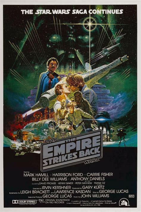 La guerra de las galaxias: El imperio contraataca (1980 ...