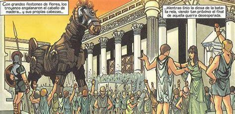 La guerra de Troya   OcioZero