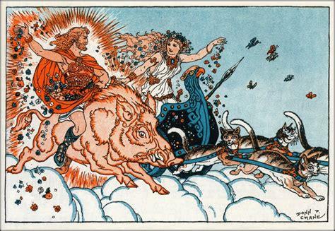 La guía rápida para conocer sobre la mitología nórdica y ...