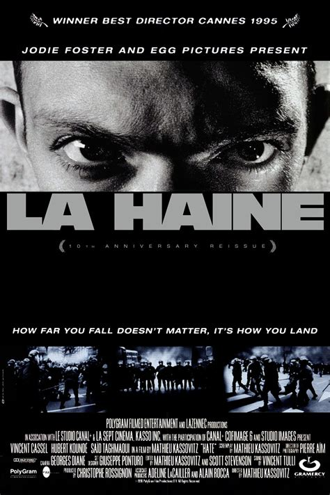 La Haine  1995  • movies.film cine.com