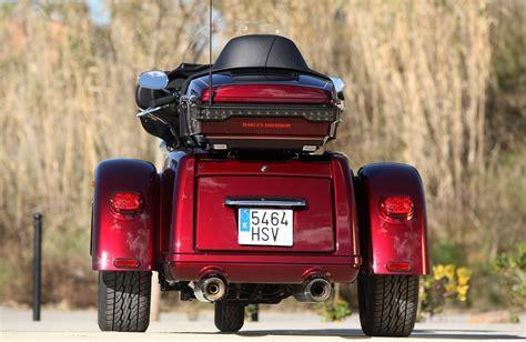La Harley-Davidson de tres ruedas llega a España - Foto 3 ...
