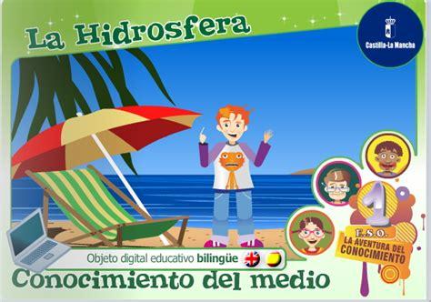 La Hidrosfera. Unidad bilingüe (Cuadernia) - Didactalia ...