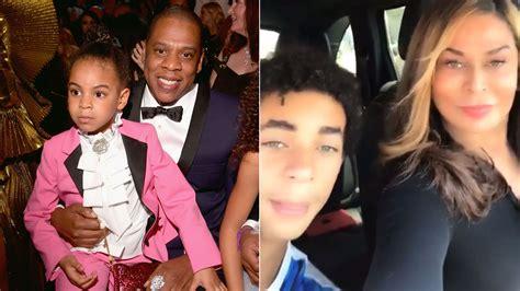 La hija de Beyoncé, Blue Ivy, grabó su propio rap y su ...