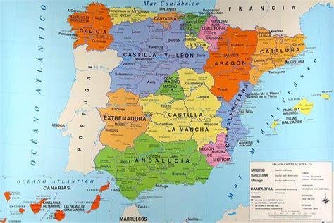 La historia de España vista a través de 12 mapas ...