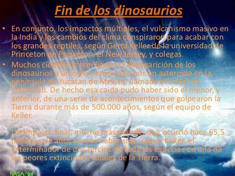 La historia de los dinosaurios y seres humanos