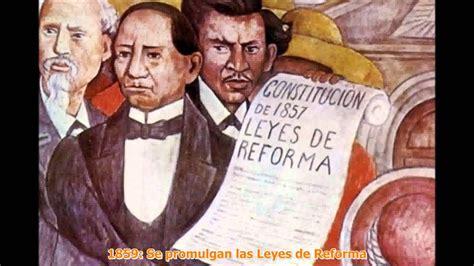 La Historia de México en 4 minutos (1821-1900) - YouTube