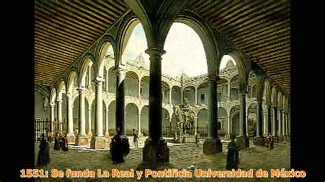 La Historia de México: La época colonial - YouTube