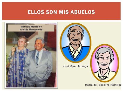 La historia de mi familia