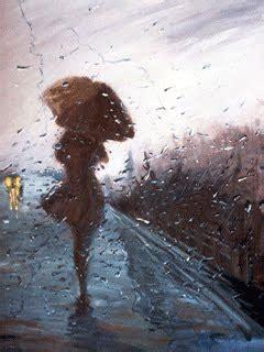 La historia de Mi vida...: Llorando bajo la lluvia
