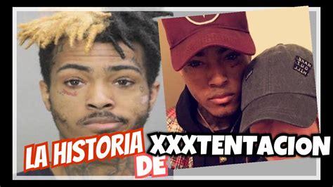 La Historia de XXXTENTACION ¿CARCEL? / HISTORIAS DE TRAP ...