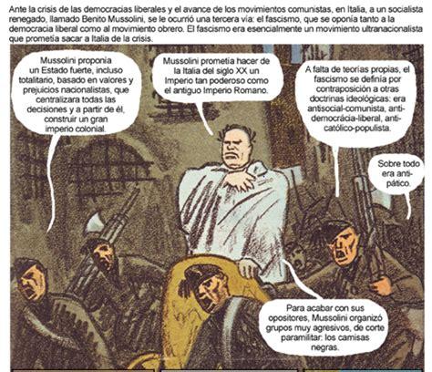 La Historia en Cuarto de la ESO: TEMA 8.3 FASCISMO Y NAZISMO