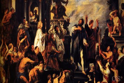 """La Iglesia Primitiva establecida por Jesús fue llamada """"secta"""""""