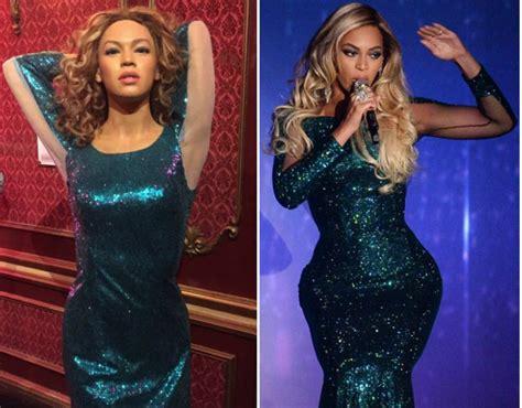 La imagen de Beyoncé más polémica es de cera   Gente y ...