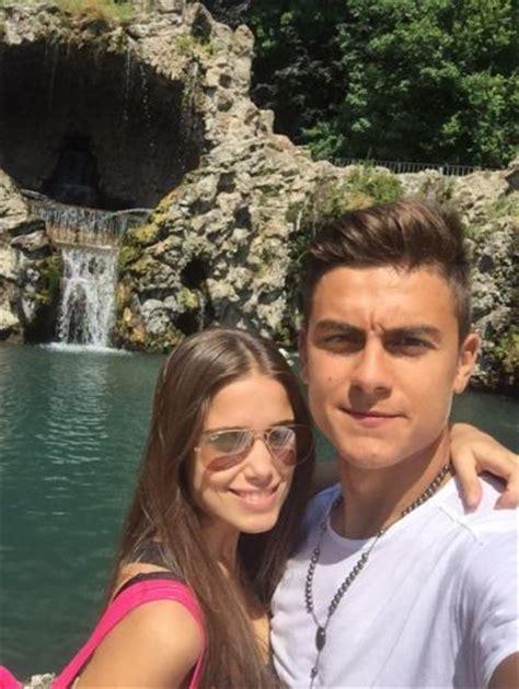 La imponente pareja de Paulo Dybala