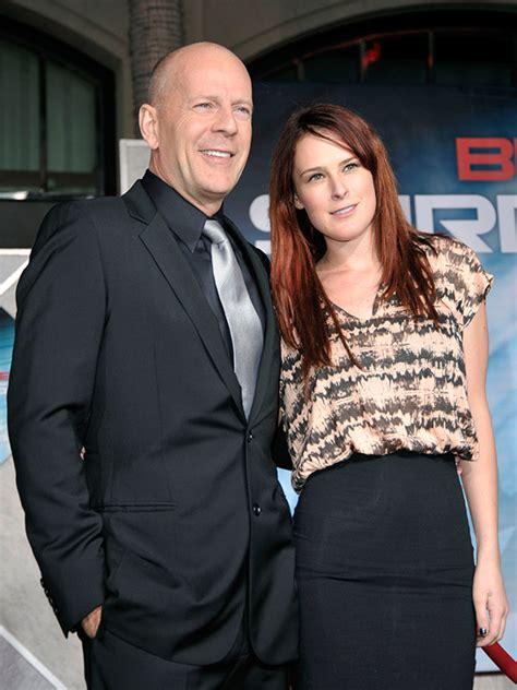 La increíble transformación de Rumer Willis, hija de Bruce ...