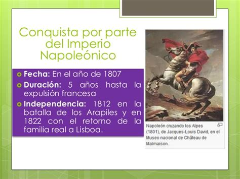 La independencia de portugal