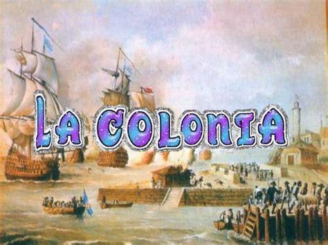 La Independencia Y Colonia De Colombia