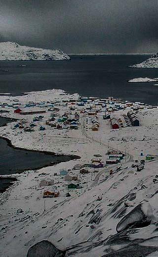 La información sobre el viaje de Groenlandia   el atlas ...