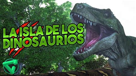 LA ISLA DE LOS DINOSAURIOS | iTownGamePlay | Doovi