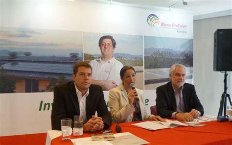 La Jornada ::: Galeria 2013 : Banco ProCredit firmó ...