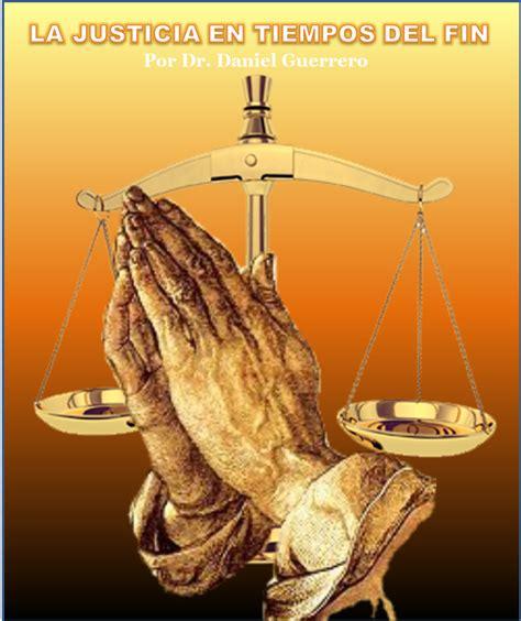 LA JUSTICIA EN TIEMPOS DEL FIN II | C.C. Hay Paz con Dios