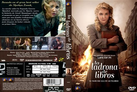 La Ladrona De Libros Custom Por Fable – dvd | infi2011