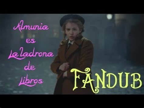 LA LADRONA DE LIBROS TRAILER FanDub - YouTube