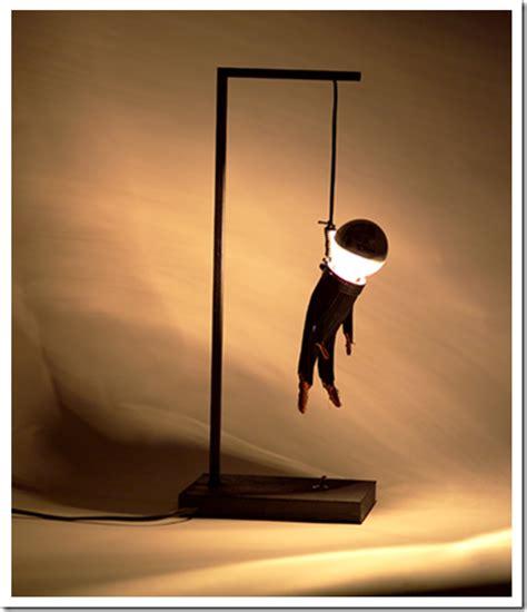 La lámpara del