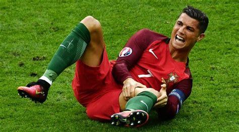 La lesión de Cristiano Ronaldo: el ligamento lateral ...