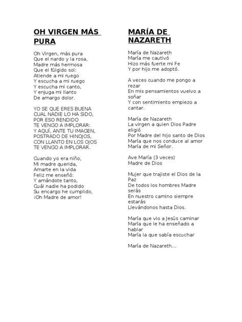 La Letra De La Guadalupana