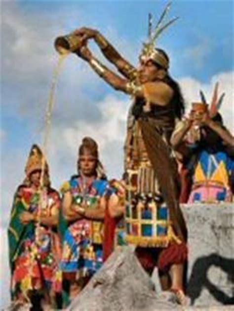 La leyenda de los hermanos Ayar fundadores del Imperio ...