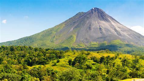 La leyenda del volcán Arenal, en Costa Rica
