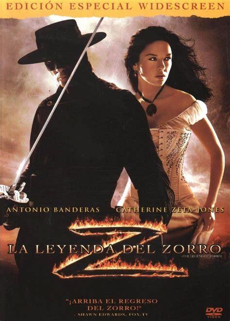 La Leyenda Del Zorro Antonio Banderas Pelicula En Dvd ...