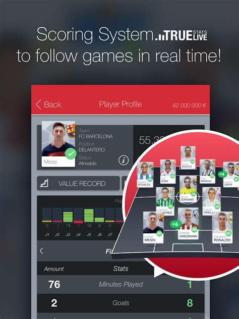La Liga Fantasy MARCA  Manager   Android Apps on Google Play