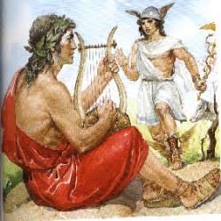 La lira, instrumento musical de antigua historia