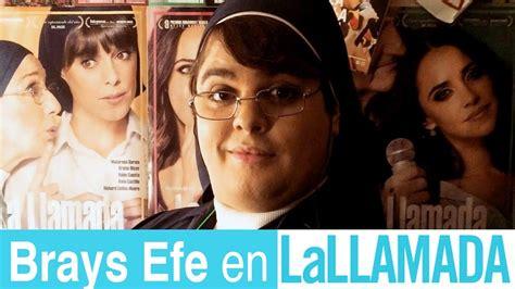 'La Llamada: El musical': Brays Efe (Paquita Salas) se ...