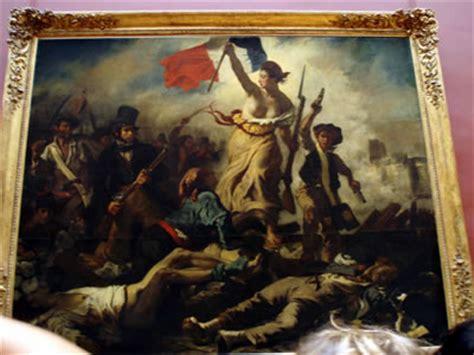 La llibertat guiant el poble (Delacroix)