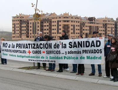 La Loc@: Privatización  20.12  Sectores Públicos Comunidad ...