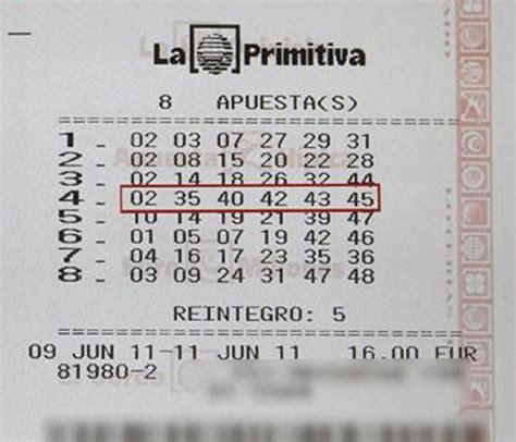 La Lotería Primitiva bate su récord con un boleto premiado ...