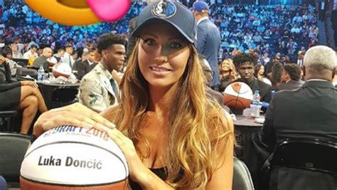 La madre de Luka Doncic causa furor en el Draft de la NBA