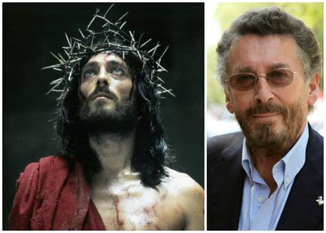 La maldición del actor que encarnó a Jesús de Nazareth ...
