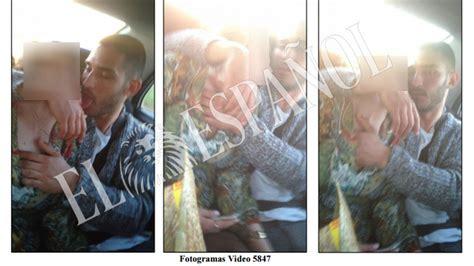 La Manada  en el coche de Pozoblanco: las imágenes que ...
