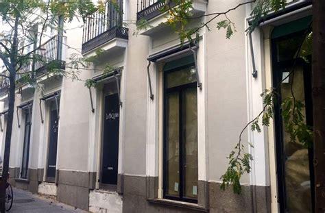 LA MÁQUINA DE JORGE JUAN » Calle Jorge Juan, 12. Madrid.