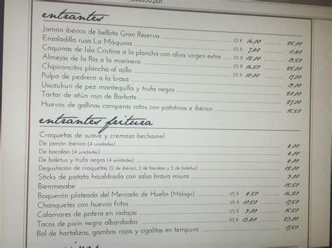 LA MÁQUINA DE JORGE JUAN | Dime un restaurante...