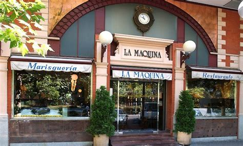 La Máquina, un clásico que nunca falla | Te veo en Madrid