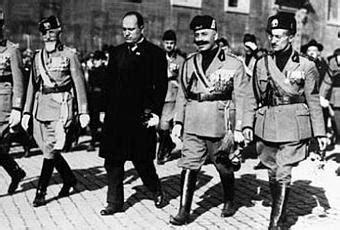 La marcha sobre roma: el fascismo llega al poder - Paperblog