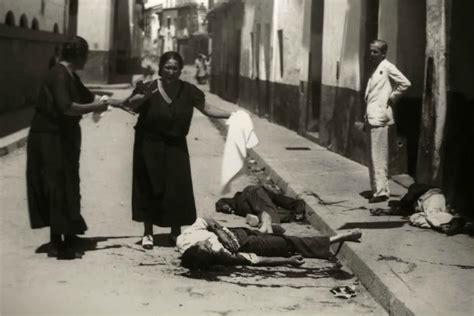 La masacre olvidada de Córdoba durante la Guerra Civil ...