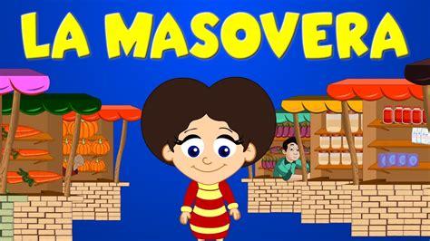LA MASOVERA   Cançons Infantils en Català   YouTube